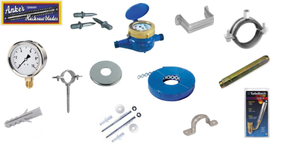 Pipe Clamps-Various Tools