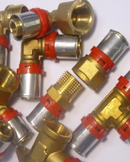 Multilayer Press Fittings