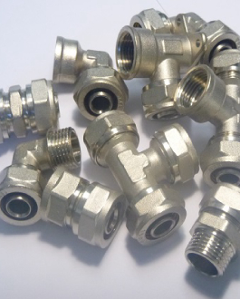 Multilayer Compression Fittings
